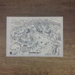 Carte postale Croix-Rousse