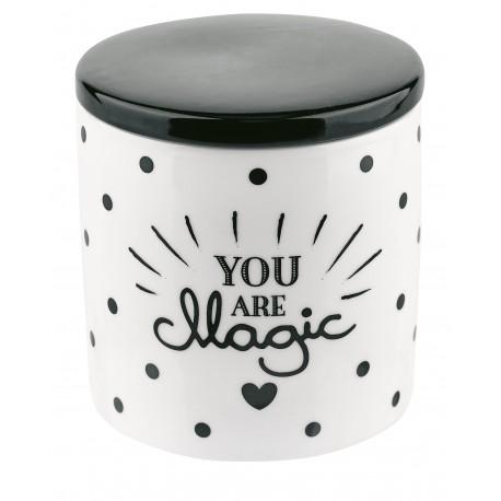 """Boîte en céramique """"You are magic"""""""