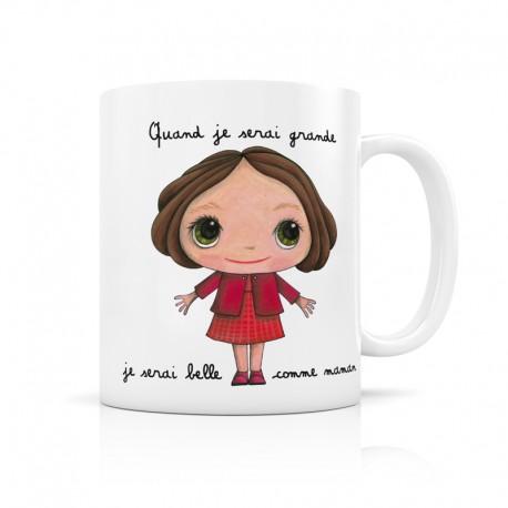 Mug Comme maman