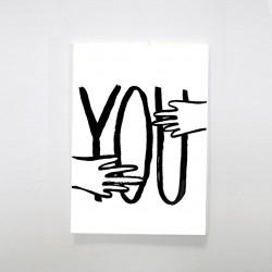 Carte Hug You