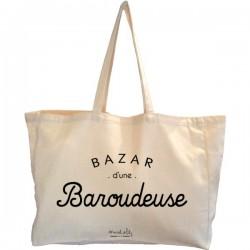 Maxi bag Bazar d'une baroudeuse