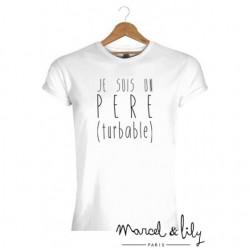 T-shirt Père turbable - XL