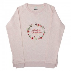 Sweat Baskets et Paillettes M
