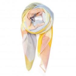Foulard Pigment - Cristal