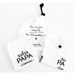 Soquettes Papa d'amour