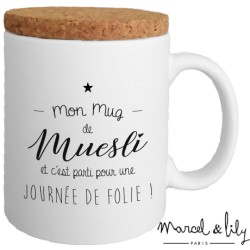 Mug XXL Mon mug de muesli