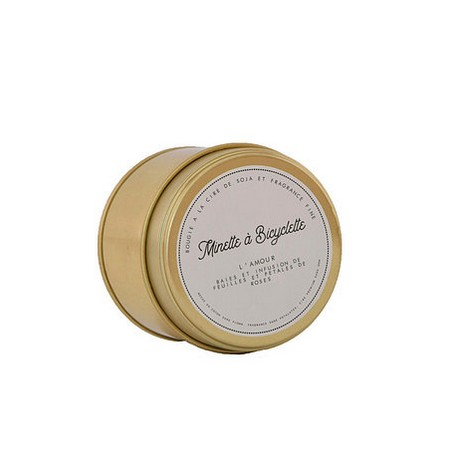 Bougie L'amour Or 100ml