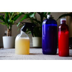 Trio de produits d'entretien 100% naturels
