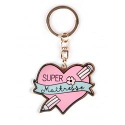 Porte-clés Super Maîtresse