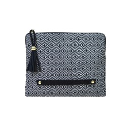 Pochette tablette Django Black