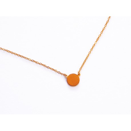 Collier Lili - Curry