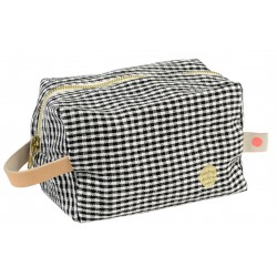 Pochette zippée cube - Ernest Caviar