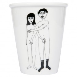 Tasse Couple nu