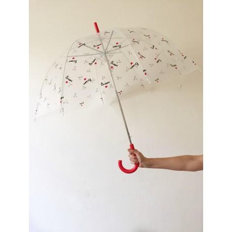 Parapluie Bisou