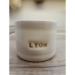 Luminion Lyon réhaussé à l'or