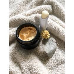 Soin cocoon (baume visage et baume à lèvres)