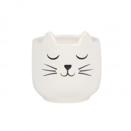 Petit pot chat pour mini