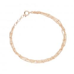 Bracelet seconde peau cuivré