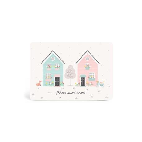 Carte Maisons Home sweet home