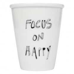 Tasse Focus on happy