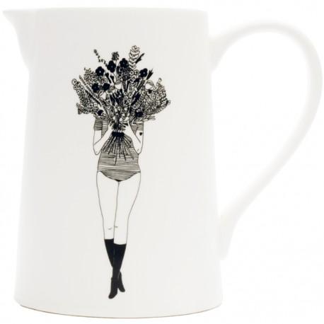 Cruche bouquet / flower girl