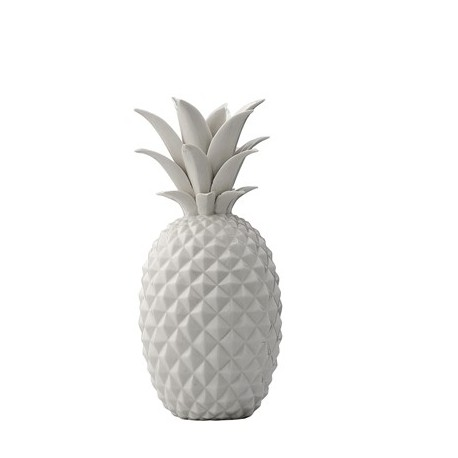 Pineapple, Deco, white
