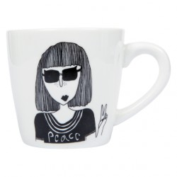 Mug Kelly Peace