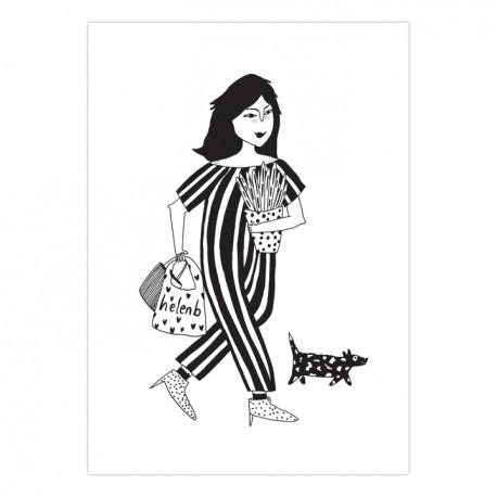 Carte Mathilda en shopping