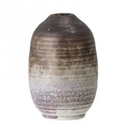 Petit vase dégradé choco/violet