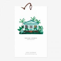 Calendrier 2020 small Dream Homes
