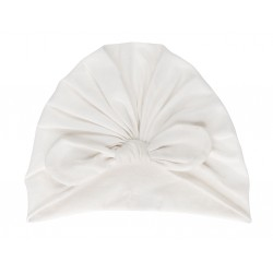 Knot beanie Whipped cream 12/24 mois