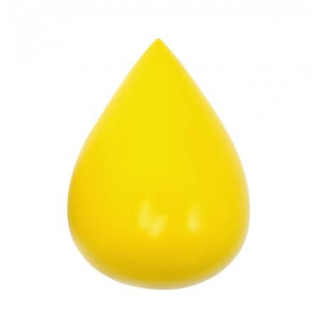Patère Goutte Jaune citron