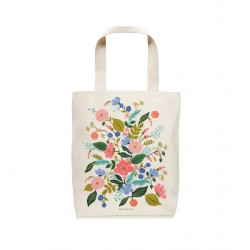 Tote-bag floral par Rifle paper