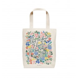 Tote-bag Matisse par Rifle paper