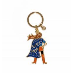 Porte-clés Super Mom