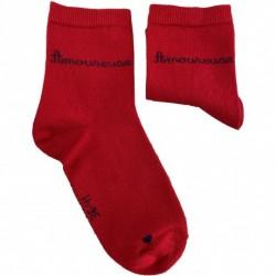 Paire de chaussettes Amoureuse