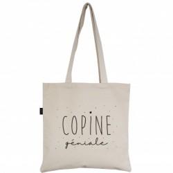 Tote-bag Copine géniale