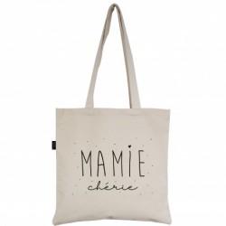 Tote-bag Mamie chérie