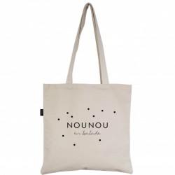 Tote-bag Nounou en balade