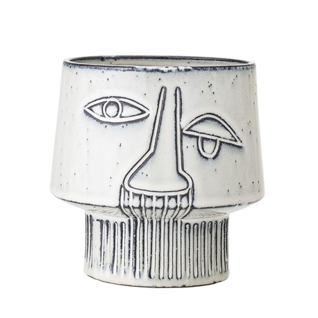 Pot de fleurs visage Picasso - 15cm
