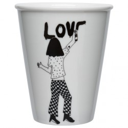 Tasse Tag Love