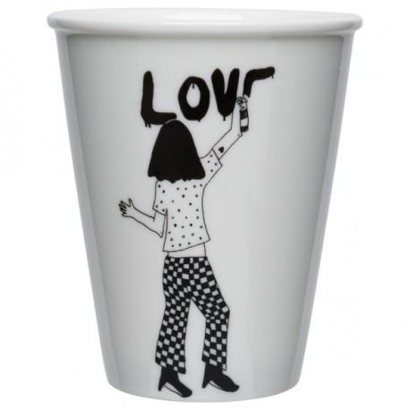 Tasse Tag Love