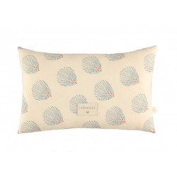 Coussin rectangulaire blue gatsby cream