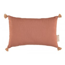 Coussin rectangulaire - Toffee