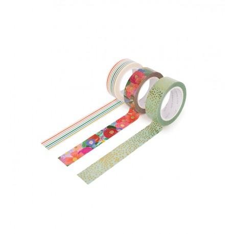 Set de 3 Masking tape - Garden Party