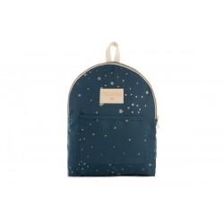 Mini sac-à-dos gold stella/night blue
