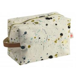 Trousse cube Brigitte grand modèle