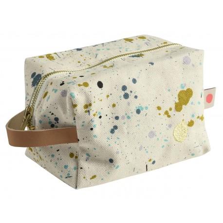 Trousse cube Brigitte petit modèle