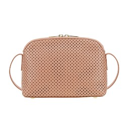 Sac Mia Blush perforé