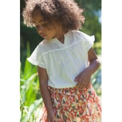 Blouse Suzette - 6 ans